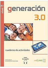 Generacion 3.0 A1 ćwiczenia