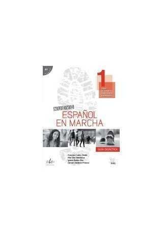 Nuevo Espanol en marcha 1 przewodnik metodyczny