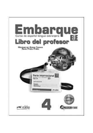 Embarque 4 przewodnik metodyczny