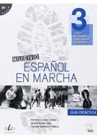 Nuevo Espanol en marcha 3 przewodnik metodyczny