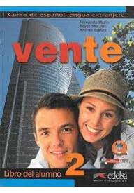Vente 2 podręcznik poziom B1