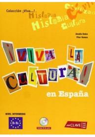 Viva la cultura en Espana książka + CD audio