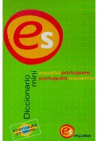 Diccionario mini espanol-portugues portuges-espanol