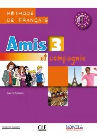 Amis et compagnie 3 podręcznik + minirepetytorium