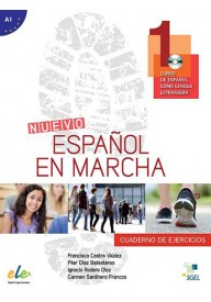 Nuevo Espanol en marcha 1 ćwiczenia + CD audio