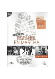 Nuevo Espanol en marcha basico A1+A2 przewodnik metodyczny