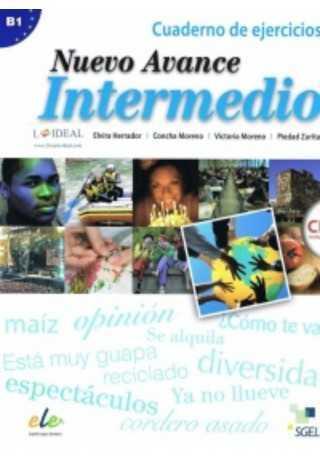 Nuevo Avance intermedio B1 ćwiczenia + CD audio