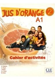 Jus d'orange 2 A1 ćwiczenia