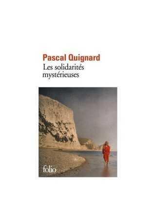 Solidarites mysterieuses /folio/
