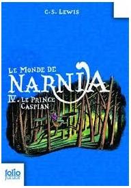 Monde de Narnia t.4 Le prince Caspian
