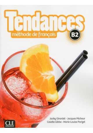 Tendances B2 podręcznik + DVD