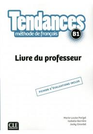Tendances B1 przewodnik metodyczny