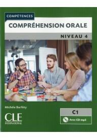 Comprehension orale 4 2 ed - C1  + CD