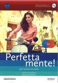 """""""Perfettamente! 2A""""  podręcznik"""