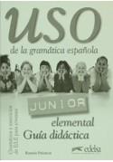 Uso de la gramatica espanola Junior elemental guia didactica - ON-LINE - www.edelsa.es - GRATIS!
