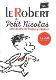 Robert Mini du Petit Nocolas-Dictionnaire de langue francais