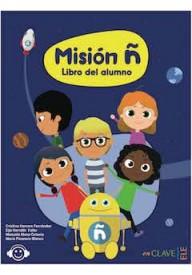 Misión Ñ - podręcznik