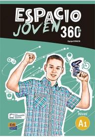 Espacio Joven 360º - poziom A1 - podręcznik ucznia