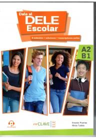 Dale al dele Escolar A2-B1 książka + materiały online