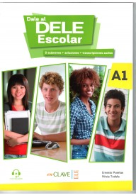 Dale al dele Escolar A1  książka + materiały online