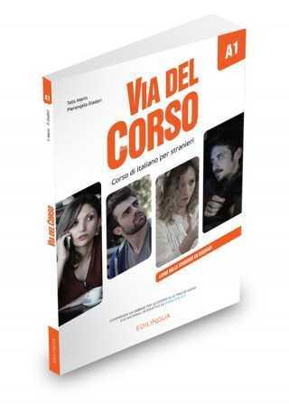 Via del Corso A1 podręcznik