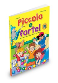 Piccolo e forte B podręcznik + CD