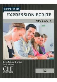 Expression Ecrite  niveau 4 - poziom B2