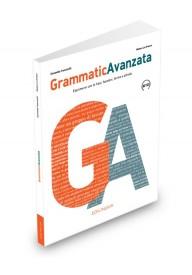 Gramatica avanzado B2 ksiązka + CD audio