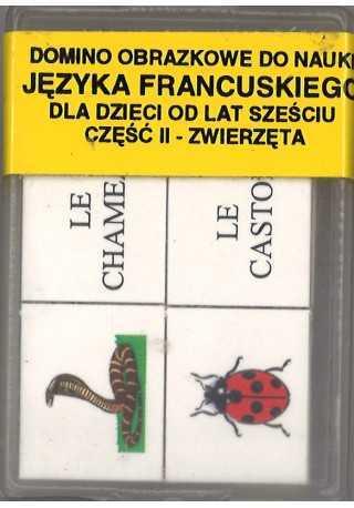Domino do francuskiego cz.2 Zwierzęta
