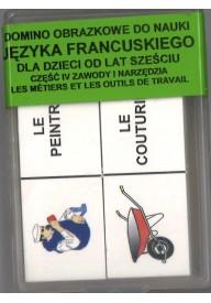 Domino do francuskiego cz.4 Zawody i narzędzia