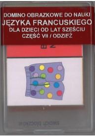 Domino do francuskiego cz.7 odzież