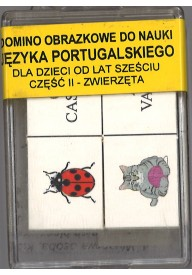 Domino do portugalskiego cz.2 Zwierzęta