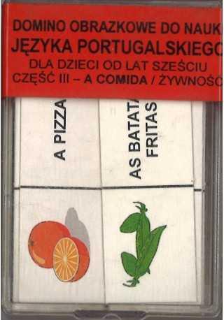 Domino do portugalskiego cz.3 Żywność