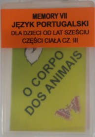 Domino do portugalskiego części ciała cz.3