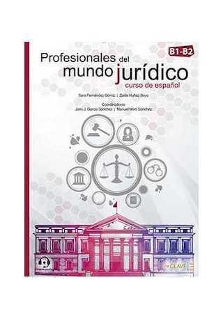 Profesionales del mundo juridico B1-B2 książka + materiały online