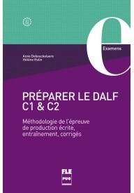 Preparer le DALF C1 & C2 książka