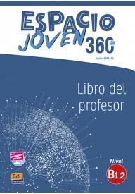 Espacio joven 360 B1.2 przewodnik metodyczny