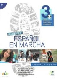 Nuevo Espanol en marcha 3 ćwiczenia + CD audio
