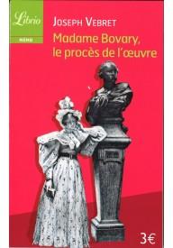 Madame Bovary, le proces de l'oeuvre