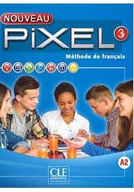 Pixel 3 podręcznik + DVD /edycja 2016/