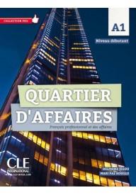 Quartier d'affaires podręcznik poziom A1
