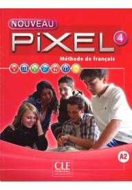 Pixel 4 podręcznik + DVD /edycja 2016/