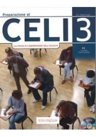 Preparazione al CELI 3 + CD audio