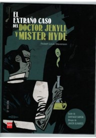Extrano caso del Doctor Jekyll y Mister Hyde komiks