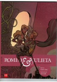Romeo Y Julieta komiks