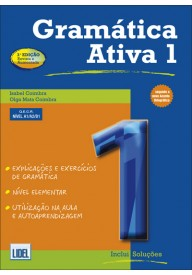 Gramatica ativa 1 3 ed.książka