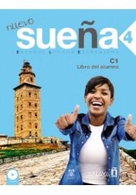 Suena Nuevo 4 podręcznik + 2 płyty CD poziom C1