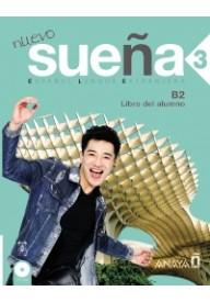 Suena Nuevo 3 podręcznik + 2 płyty CD poziom B2