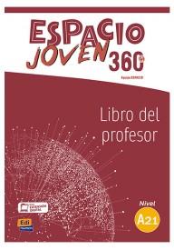 Espacio joven 360 A2.1 przewodnik metodyczny