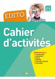 Edito C1 2ed ćwiczenia (wyd. 2018)